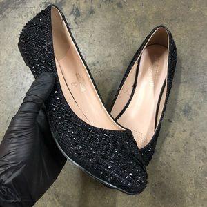 Black Diamonds Women's Flats Vintage Cute New